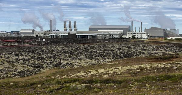 Geothermal energy and steam