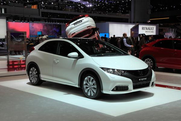 Honda look to steam for sustainability