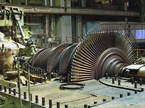 Parsons, the steam turbine inventor