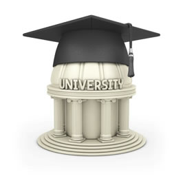 University degree and steam