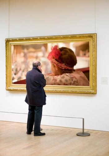 Museums and steam humidification
