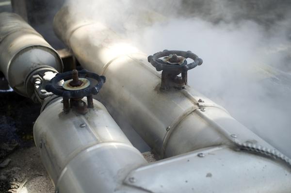 steam leaks