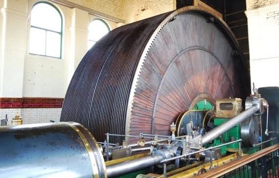 Ellenroad steam museum closure threat