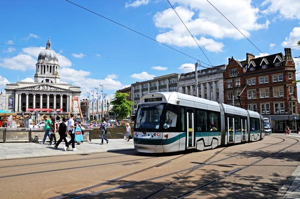 Waste, steam, district heating, and Nottingham
